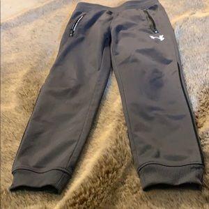 Under armour little boys pants mint